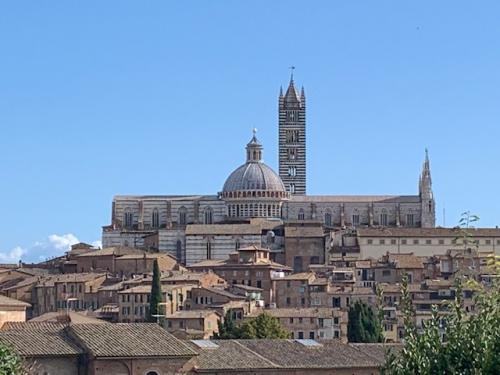 Historic apartment in Siena