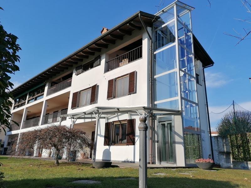 Palast in Castellamonte