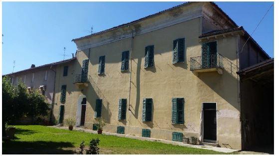 Casa histórica en Castelletto Merli