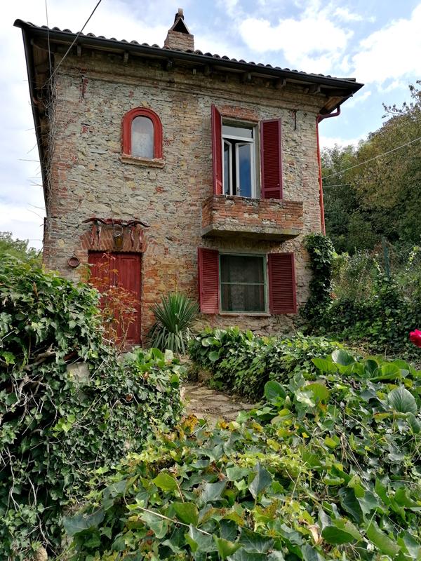 Cabaña en Moncalvo