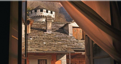 Historic house in Vogogna