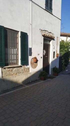 Historisches Haus in Cerreto Grue