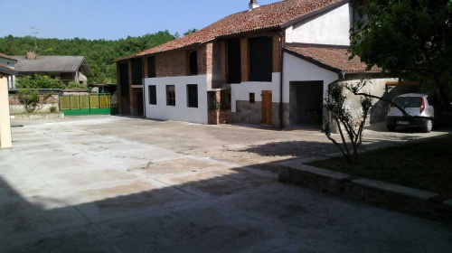 Hus på landet i San Salvatore Monferrato