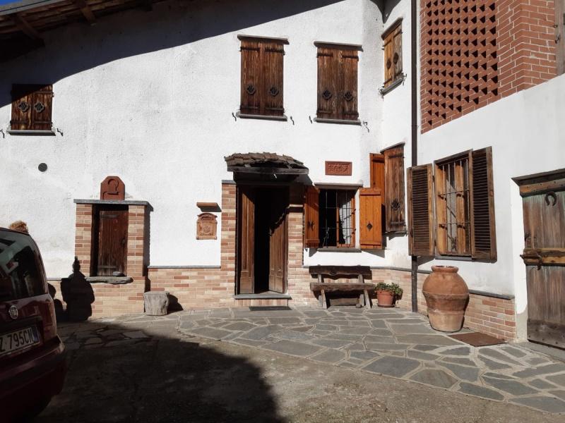Casa de campo en Cunico