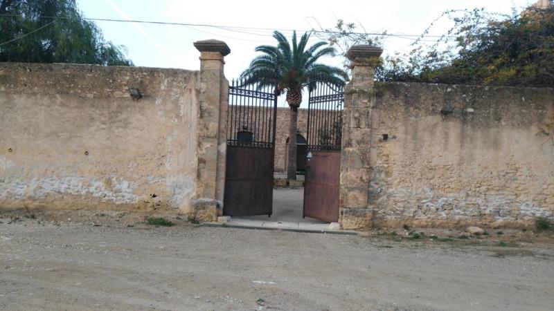 Castle in Castellammare del Golfo
