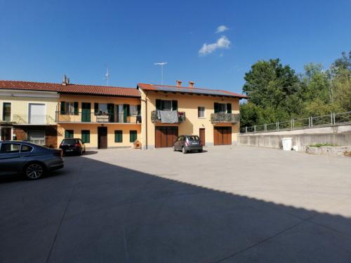 Palast in Montaldo Roero