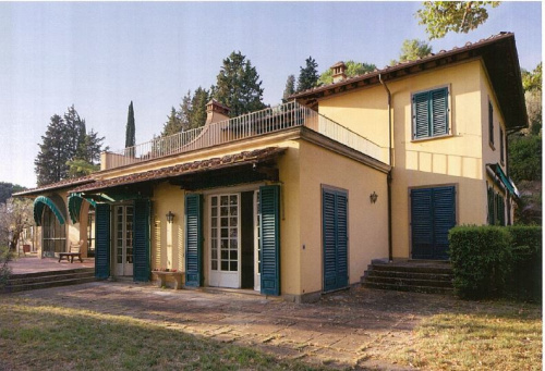 Villa a Fiesole