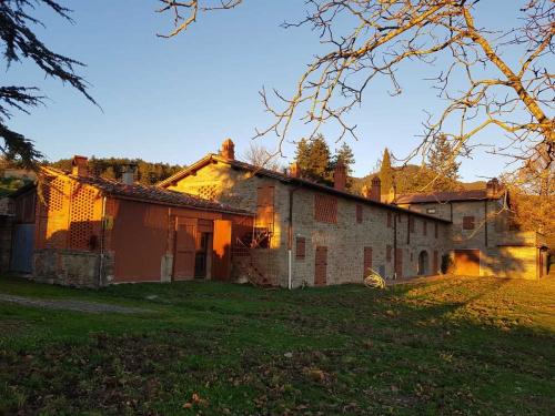 Landhaus in Loro Ciuffenna