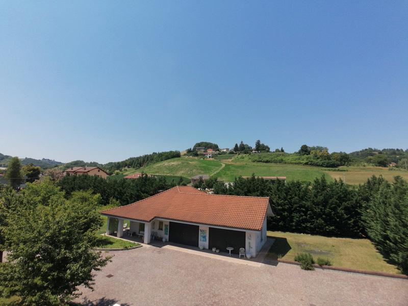 Villa en Mombercelli