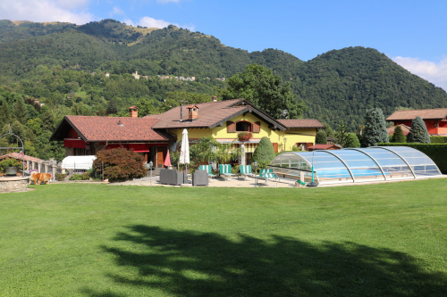 Villa i Argegno