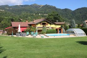 Villa en Argegno