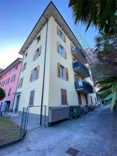 Hus i Riva del Garda