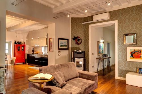 Apartamento histórico en Sansepolcro