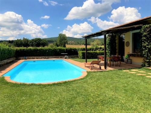 Villa en Monteriggioni