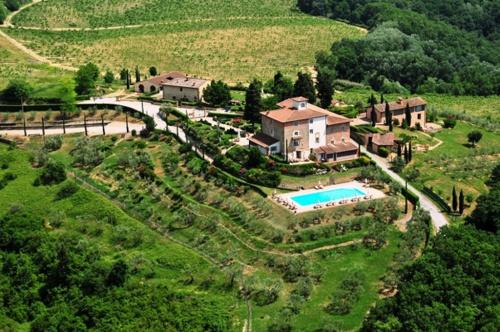 Historisch appartement in San Gimignano