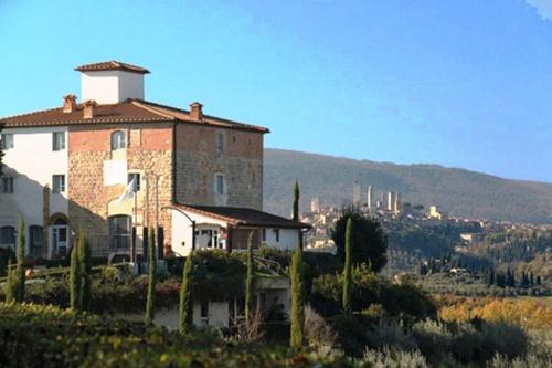 Apartamento histórico em San Gimignano