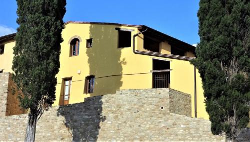 Casa semi indipendente a Poggibonsi