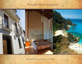 Semi-detached house in Monterosso Calabro