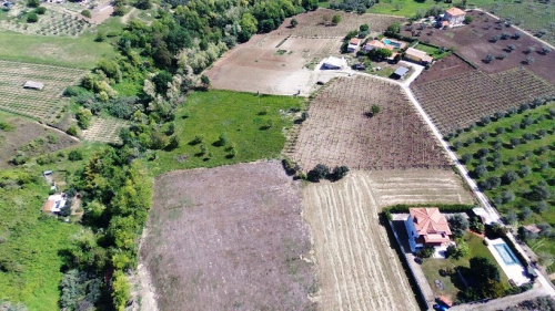 Terrain agricole à Ortona