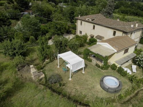 Villa i Riparbella
