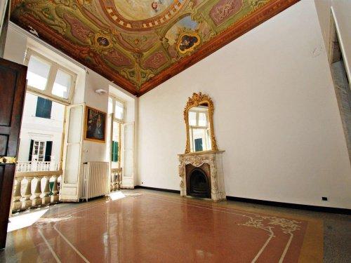 Apartamento histórico en Génova