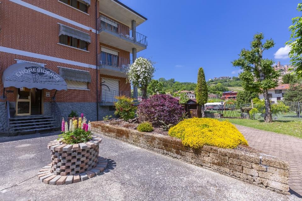 Hotel en Cisterna d'Asti