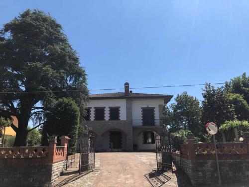 Villa i Cortona