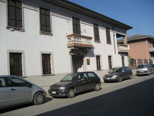 Palazzo a Mede