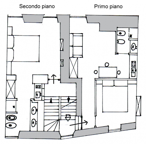 Lägenhet i Sanremo