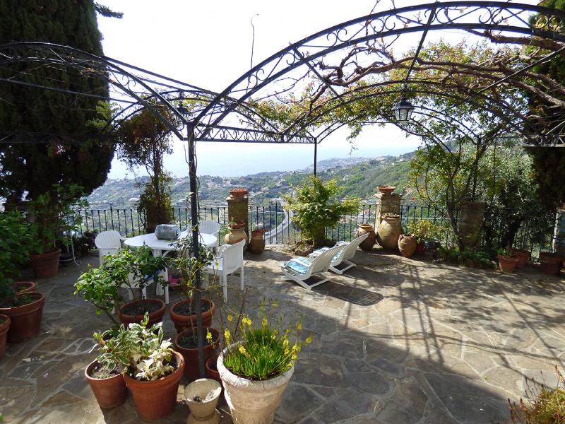 Einfamilienhaus in Sanremo