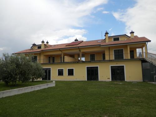 Landbouwgrond in Monterotondo