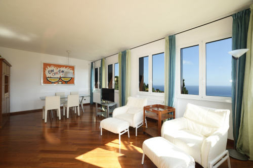 Penthouse in Alassio