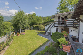 Country house in Angrogna