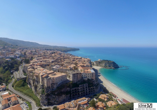Historic apartment in Tropea
