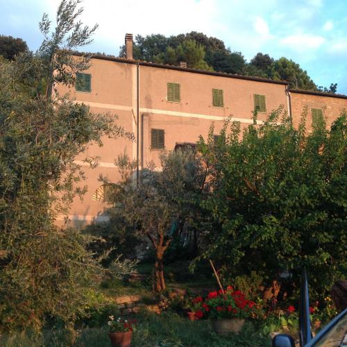 Apartamento independiente en Volterra