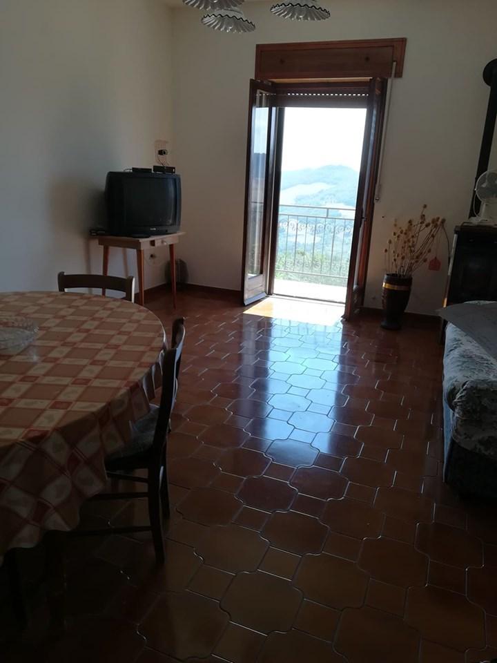 Villa i San Chirico Nuovo