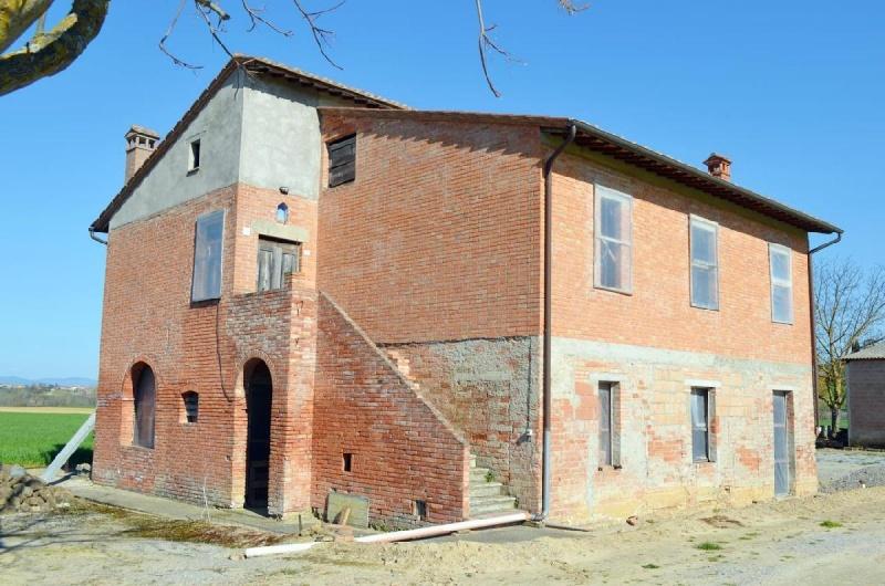 Klein huisje op het platteland in Montepulciano