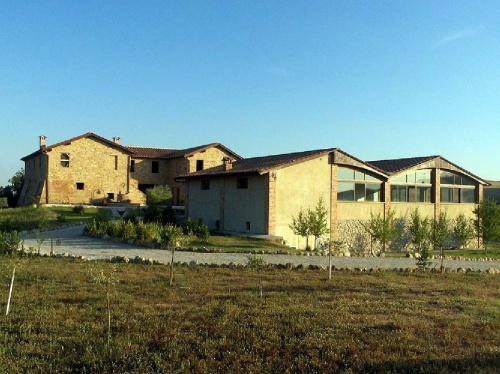 Farmhouse in Asciano