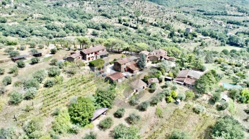 Vila em Cortona