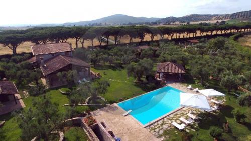 Farmhouse in Capalbio