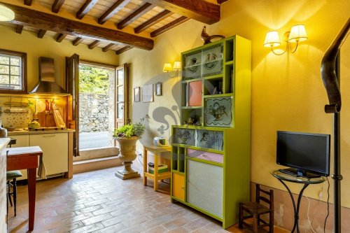 Self-contained apartment in San Quirico d'Orcia