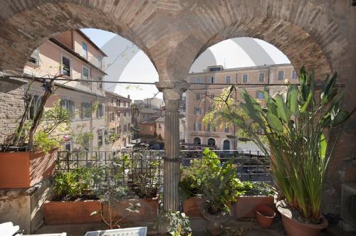 Palais à Rome