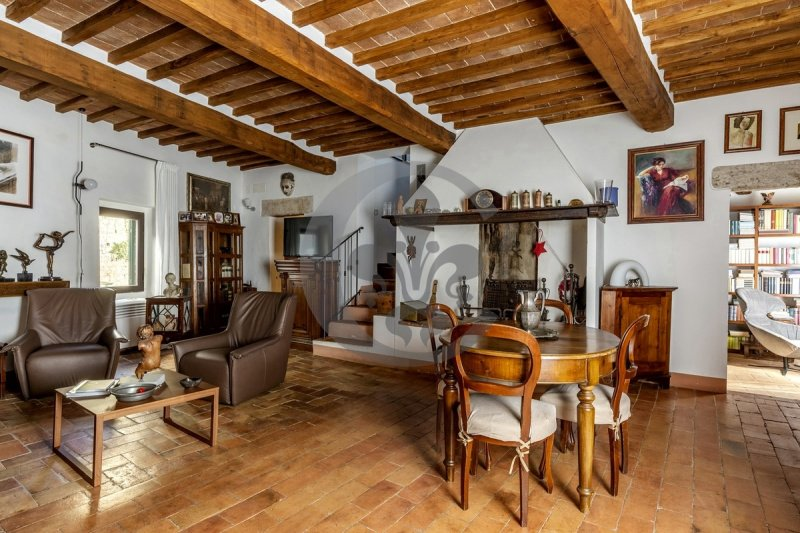 Self-contained apartment in Cetona