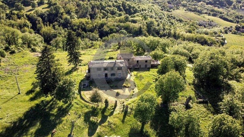 Farmhouse in Greve in Chianti