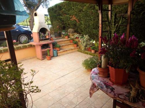 Doppelhaushälfte in Morro d'Alba