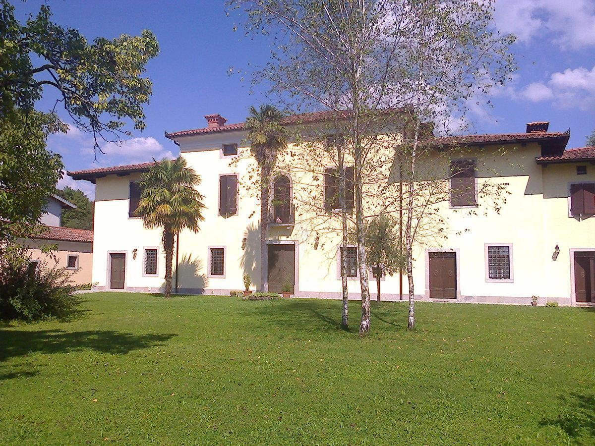 Historic house in Povoletto