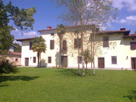 Historisches Haus in Povoletto