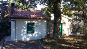 Detached house in Arezzo