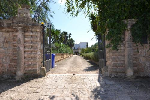 Historiskt hus i Alezio