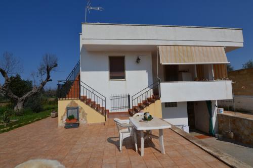 Hus på landet i Taviano